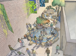 Vision for Pocket Park